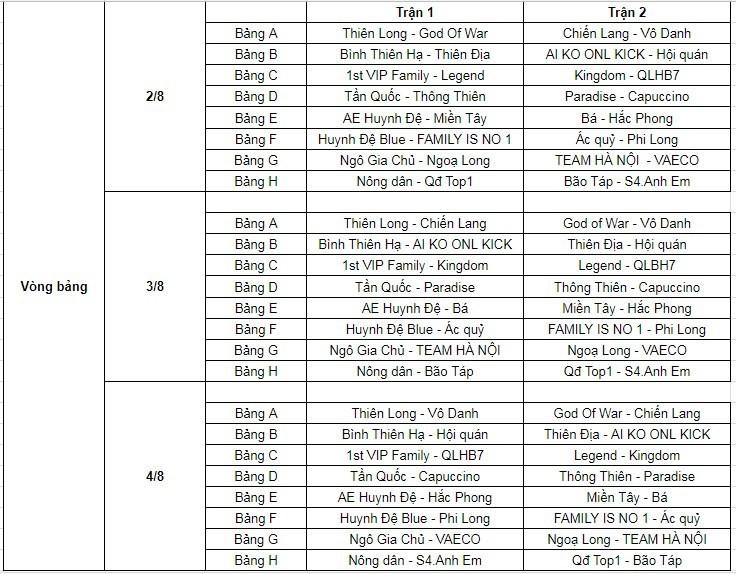 Tam Quốc GO: Công bố lịch thi đấu Vòng 3 - Thi đấu Quân Đoàn Chiến 5b6167ca5e32f