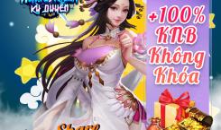 [HOT] Trung Thu có quà - Nhận 100% KNB K Khóa