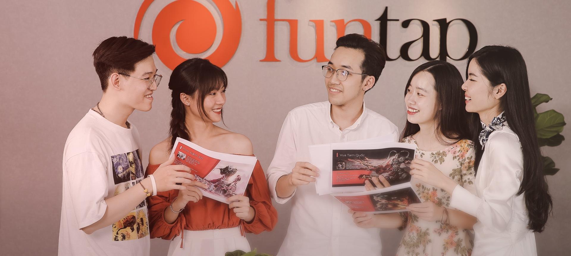 Funtap - Kiến tạo niềm vui